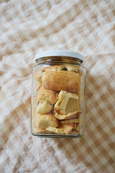 Biscuits apéritif au Comté AOP 18 mois