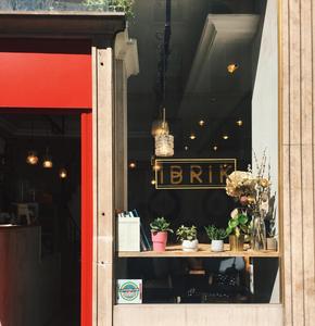 Ibrik Coffee Shop Paris