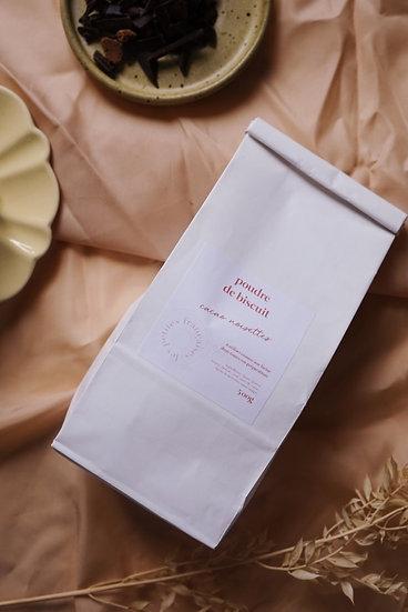 Poudre de tasses Cacao Noisettes - 500g