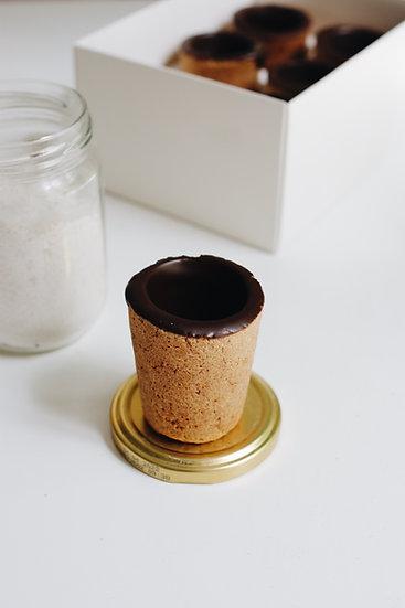 Coffret sans gluten Sarrasin (x6) - Les Petites Françaises - Tasses gourmandes Made in France