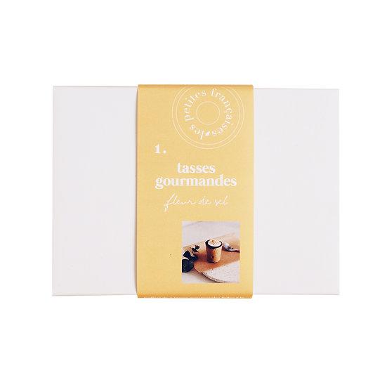 Coffret Fleur de Sel (x6) - Les Petites Françaises - Tasses gourmandes Made in France