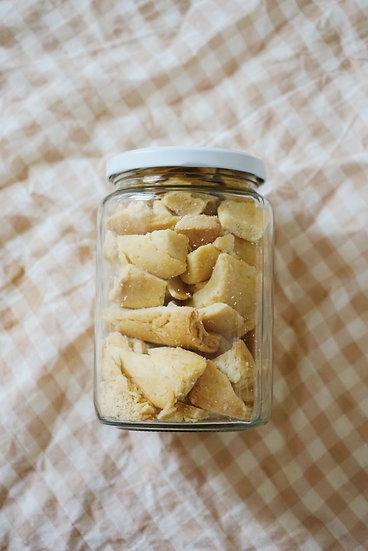Biscuits apéritif Pur beurre & Fleur de Sel