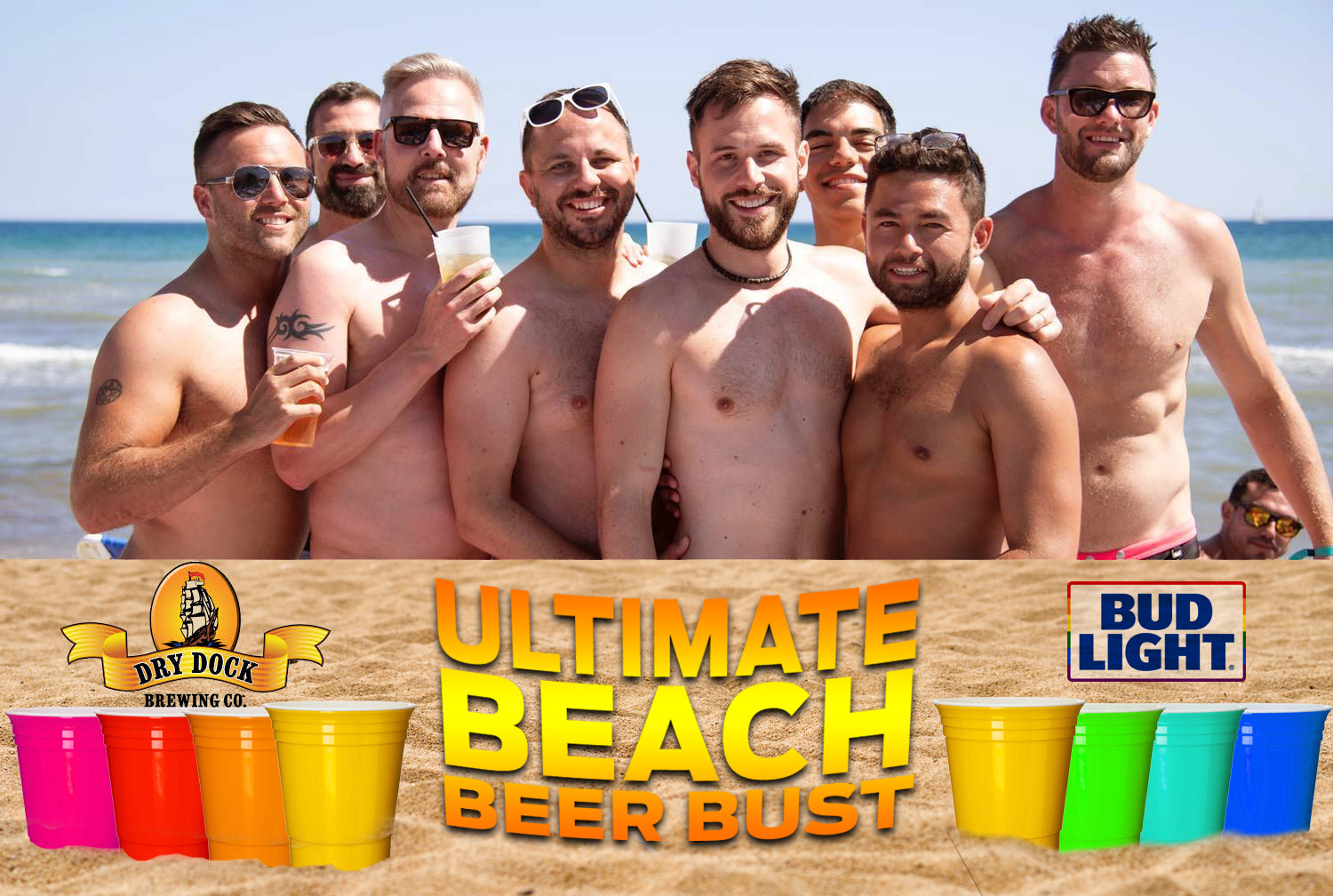 Ultimate Beach Beer Bust