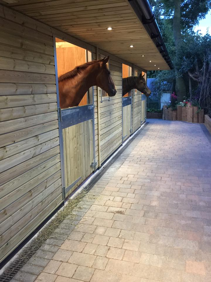 Stables lighting internal & external