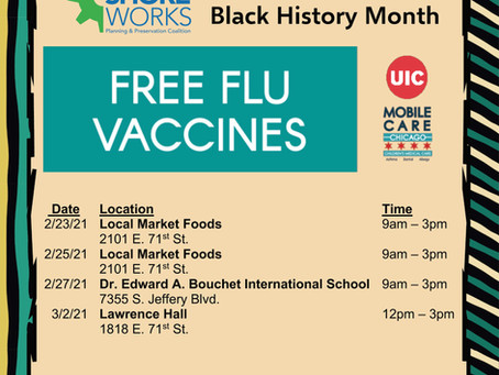 FREE Flu Vaccines in South Shore