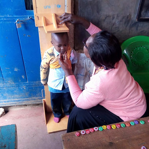 Child Nutrition at Kidogo