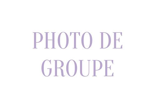 G - Photo de groupe SUPPLÉMENTAIRE