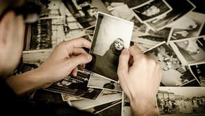 A vida é curta para ser feliz no passado