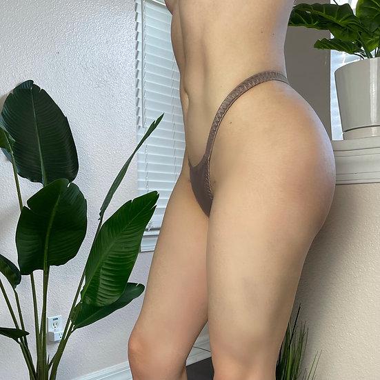 Tuck Thong Nude Latte