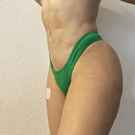 Tuck Thong Thick Green