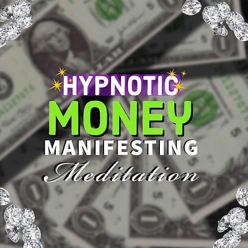 *Hypnotic* Money Manifesting Meditation 432hz