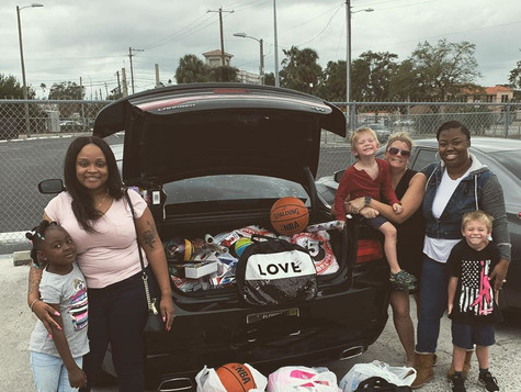 Hearts Over Habits, Inc. Christmas Toy Drive