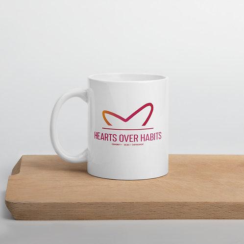 HOH Logo Mug Sunset