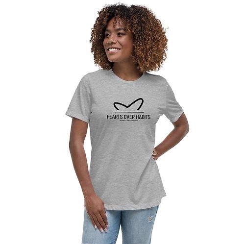 HOH Black Women's Relaxed T-Shirt