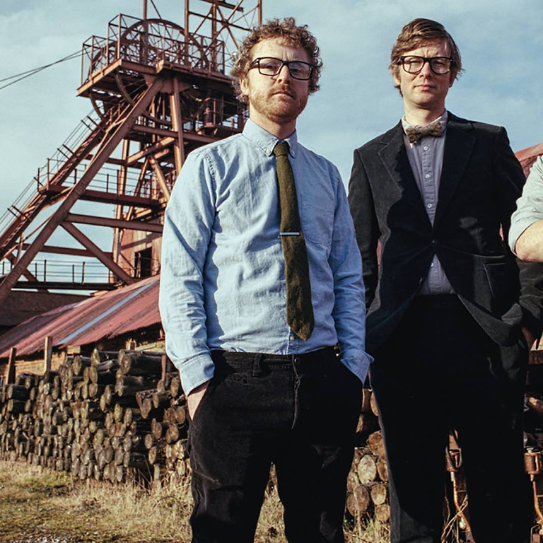 Public Service Broadcasting ▲ TALsounds