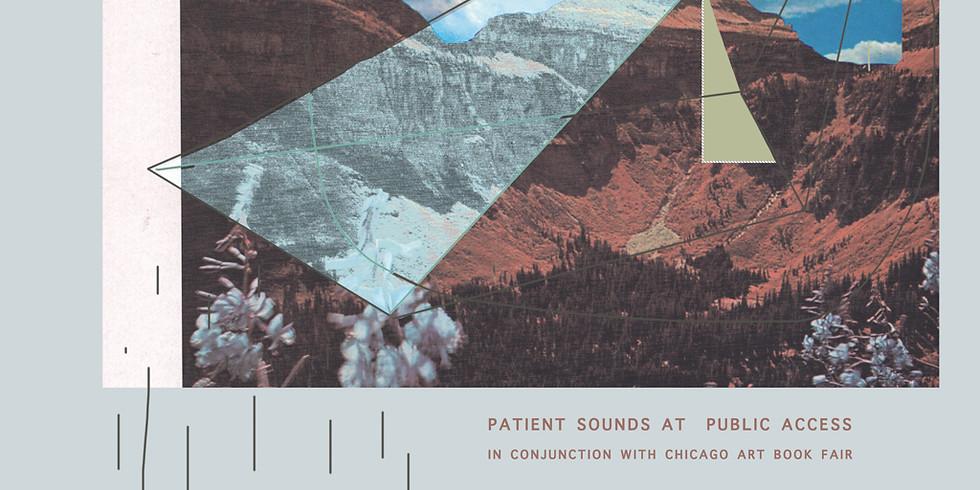 Patient Sounds: TALsounds + Lee Noble
