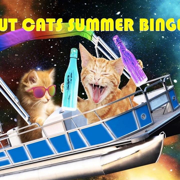 Cut Cats Summer Binger 2019 fundraiser for @ResilienceChi (Damiana set),