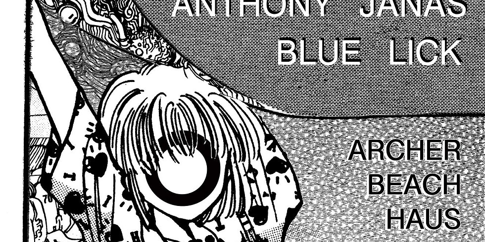 POOL (pvd), Good Willsmith, Anthony Janas, Blue Lick