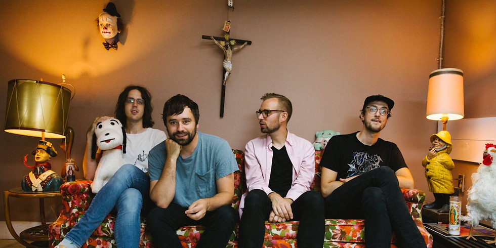 Cloud Nothings ▲ The Courtneys ▲ Good Willsmith