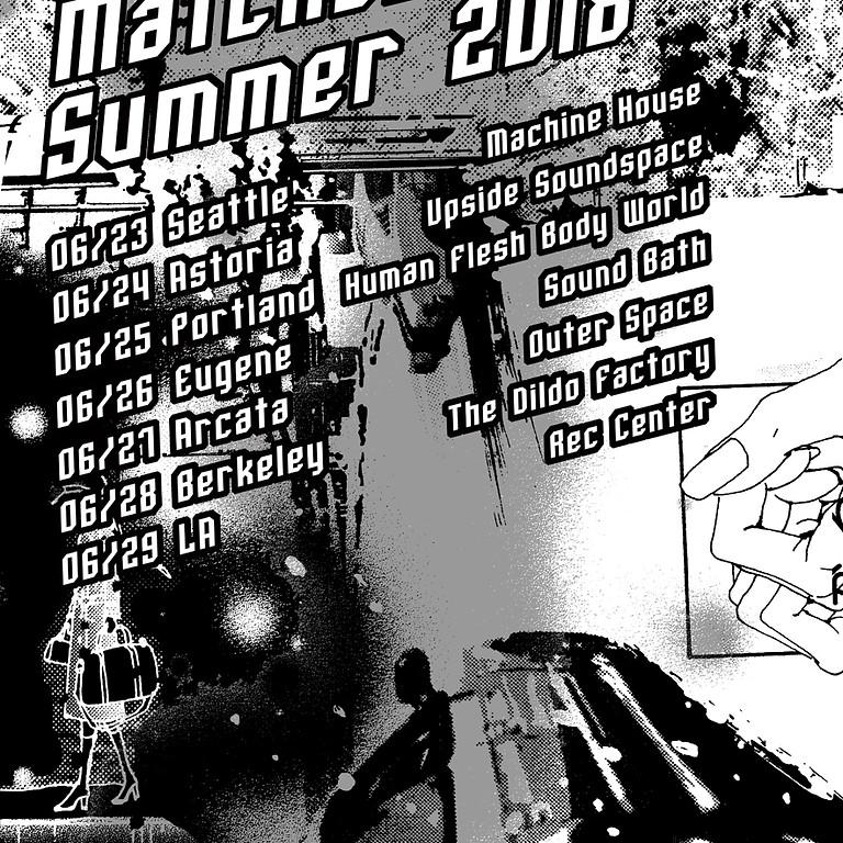 TOUR 2018 TALsounds + Matchess