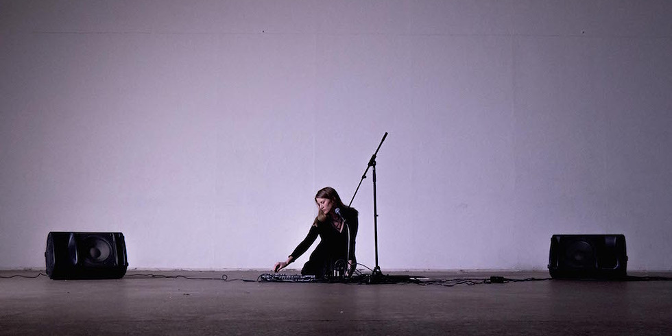 TALsounds ▲ Lesley Flanigan