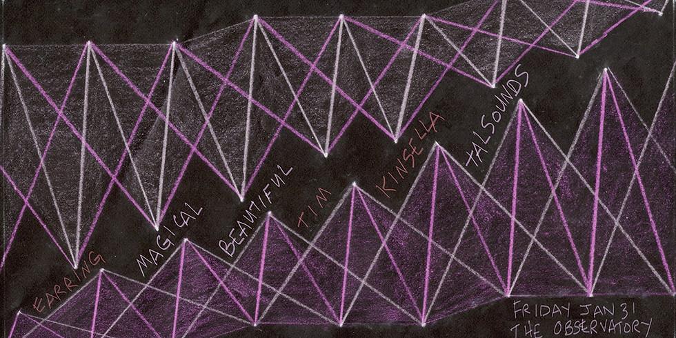 Earring / Magical Beautiful / Tim Kinsella / TALsounds
