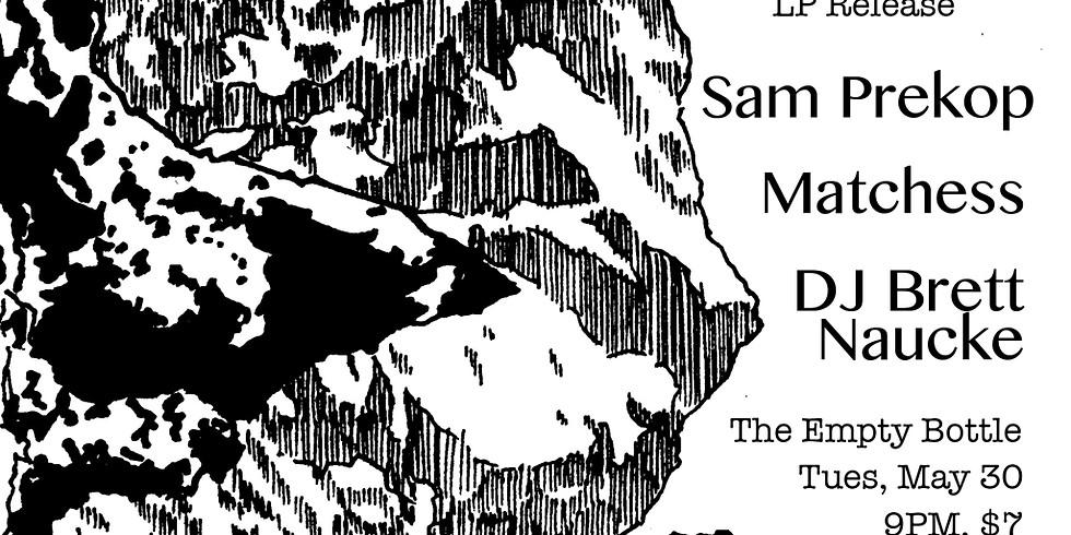 TALsounds [record release] / Mukqs [record release] / Sam Prekop / Matchess / Brett Naucke (DJ set)