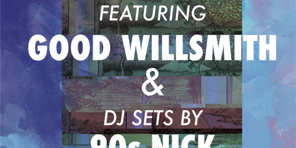 WNUR FALL CONCERT ft. Good Willsmith, 90s Nick, & James Bluntz