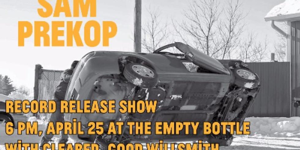 Sam Prekop (Record Release) / Cleared / Good Willsmith