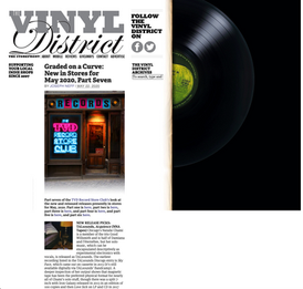 The Vinyl District: TALsounds 'Acquiesce' Review