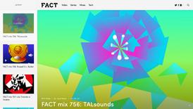 FACT Magazine: Mix 756: TALsounds
