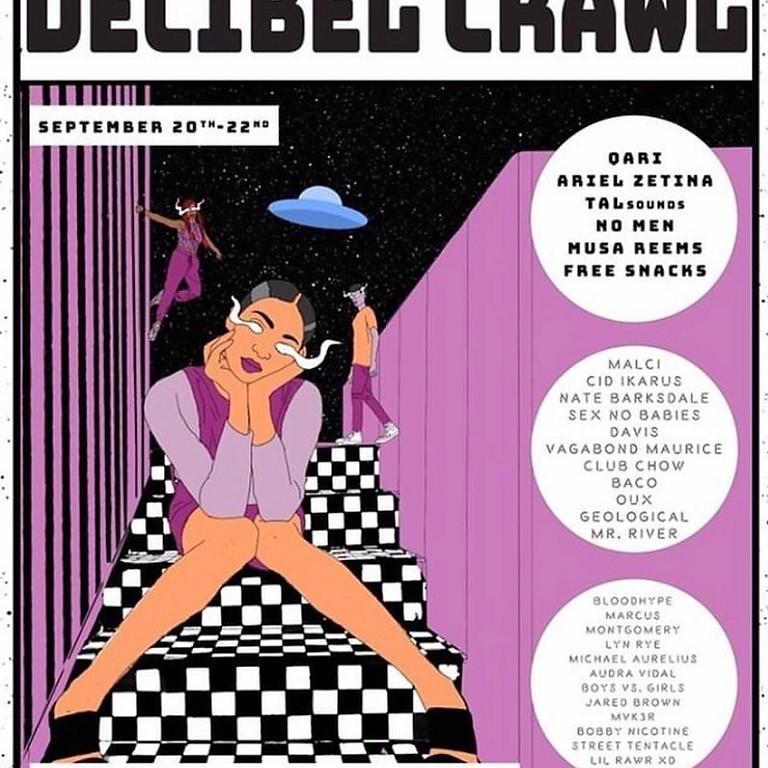 Decibel Crawl: TALsounds