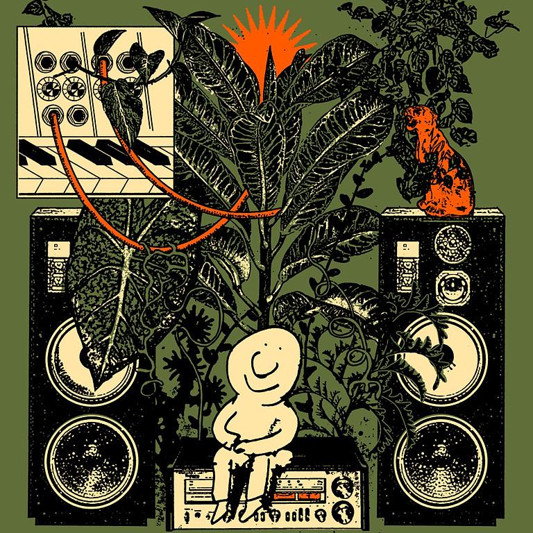 Atlas Obscura, Sacred Bones Records, and Empty Bottle Present PLANTASIA