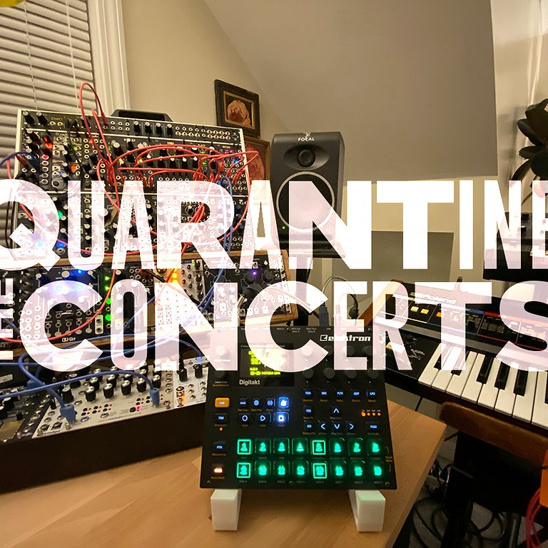 Experimental Sound Studio's First Quarantine Concert!