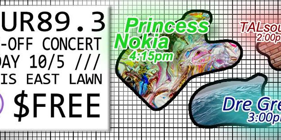 TALsounds + Princess Nokia + Dre Green