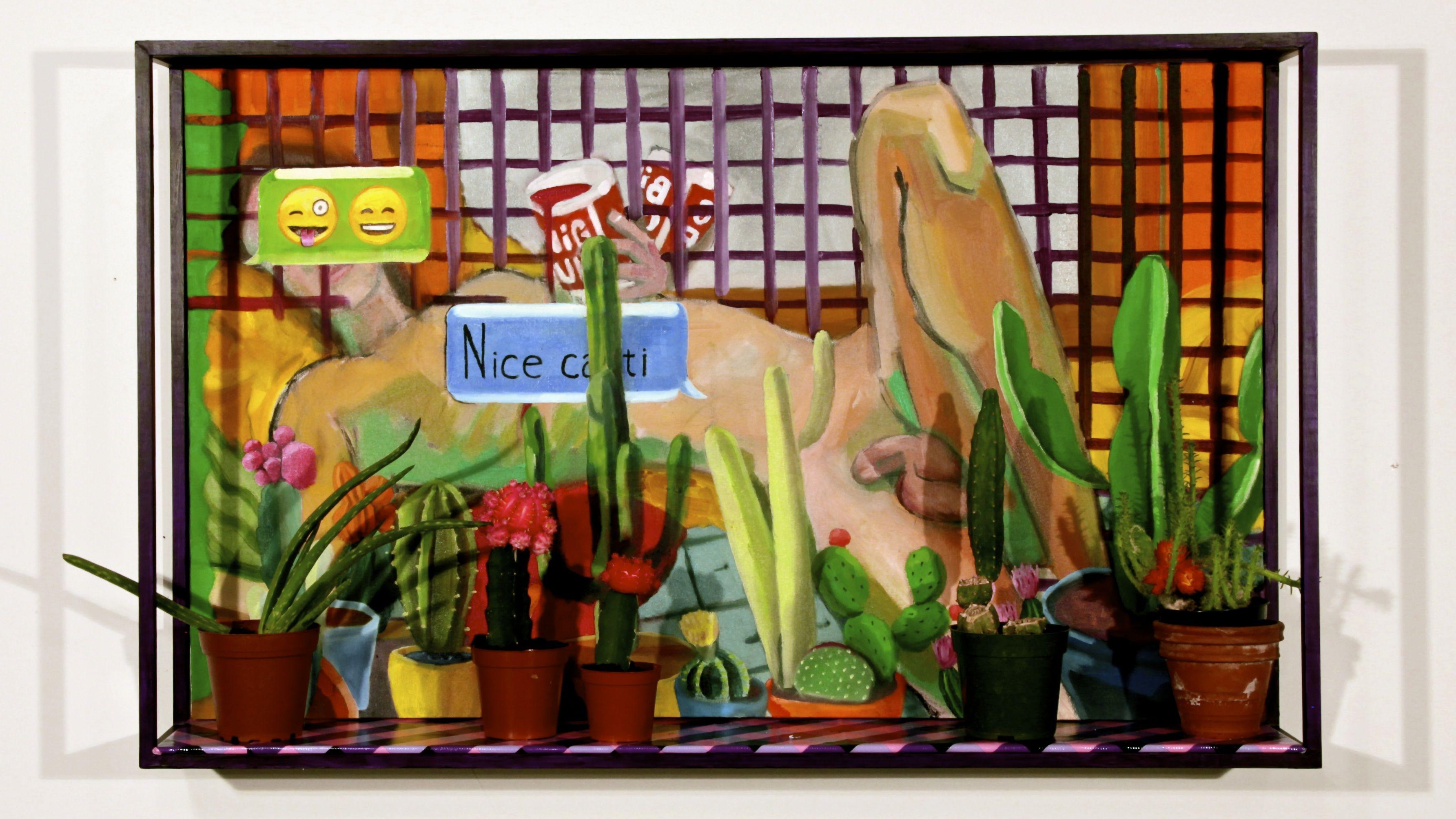 Nice Cacti