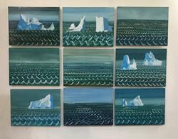 Icebergs & Seascapes