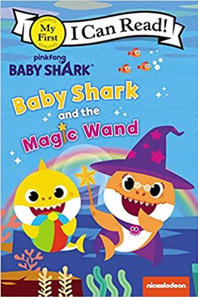 Baby Shark and the Magic Wand