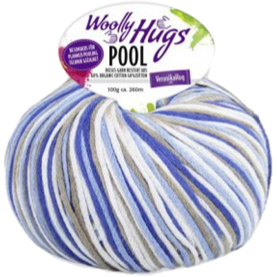 WOOLLY HUGS Pool - 100g