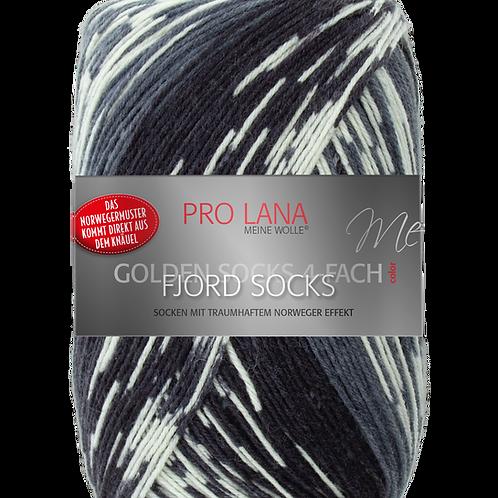 PRO LANA Fjord Socks - 100g