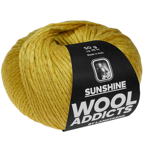 WOOL ADDICTS Sunshine - 50g