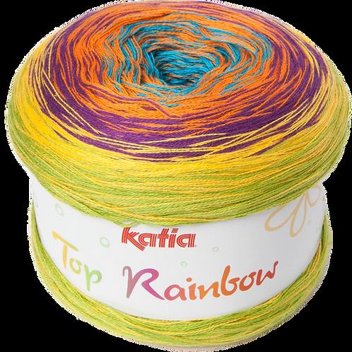 KATIA Top Rainbow - Farbe 87 - 200g