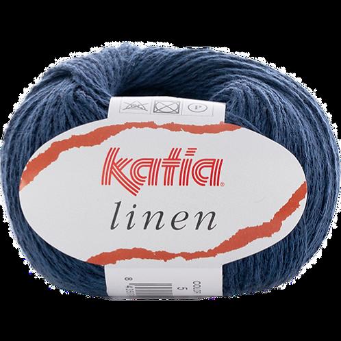 KATIA Leinengarn Linen - 50g