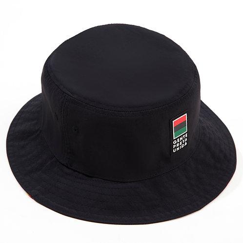 Chapéu Bucket Hat ZMBKOFIA PAN Dupla face