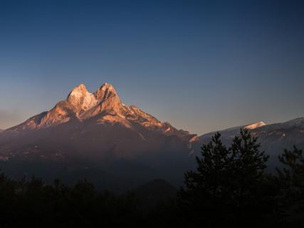 Pedraforca 2.506  mts.