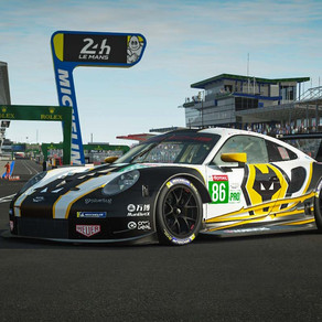 Andrew Watson set for Virtual Le Mans 24 debut