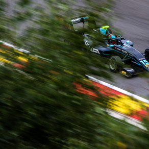 Jake Hughes set for scorching Monza weekend