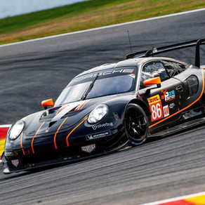 Le Mans awaits for Andrew Watson