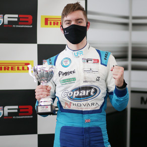 Brands Hatch brings further podium success for Louis Foster