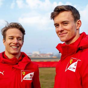 Ilott in the points in Virtual F1 GP